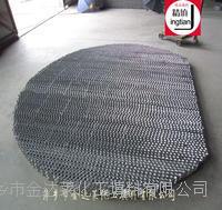 不锈钢波纹聚结板填料