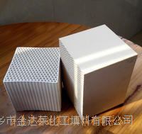 蜂窝陶瓷蓄热体 陶瓷蓄热体 莫来石蜂窝陶瓷蓄热体 刚玉莫来石蓄热体