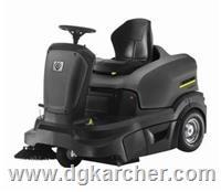 德国凯驰牌KM90/60R BP驾驶式扫地机