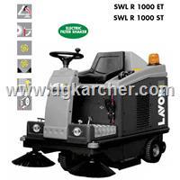 乐华座驾式全自动扫地机 SWL R1000 ST