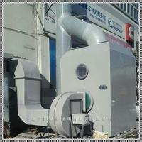 YHSJ型系列干法吸附酸性废气净化器制作