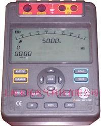 数字高压绝缘电阻测试仪 ZT5500