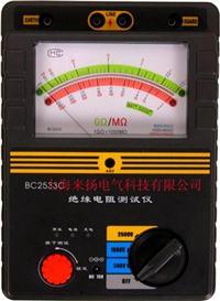 指针式绝缘电阻测试 LYZT5100系列