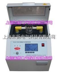 全自动绝缘油介电强度试验仪试验报告