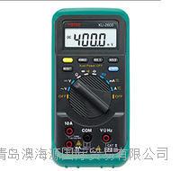 日本KAISE凯世SK-7682钳型表汽车摩托车电动汽车用钳型表 SK-7682钳型表