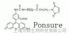 荧光素PEG马来酰亚胺