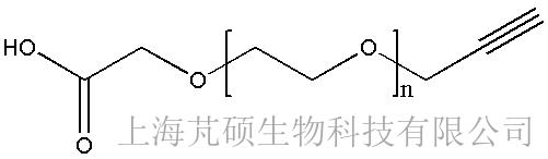 炔烃PEG羧基,Alkyne-PEG-COOH