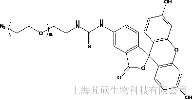 FITC-PEG-N3, 荧光素PEG叠氮