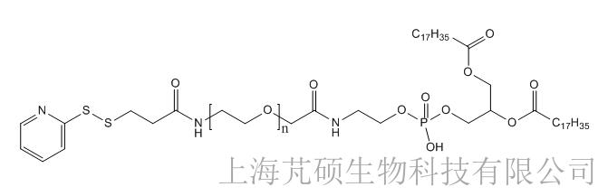 磷脂PEG巯基吡啶,DSPE-PEG-OPSS