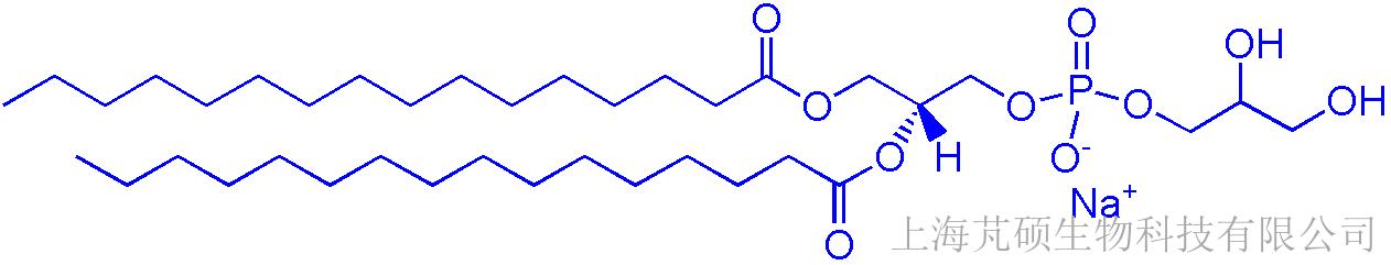 DPPG,200880-41-7,(1,2-dipalmitoyl-sn-glycero-3-phospho-(1-rac-glycerol) (sodium salt))