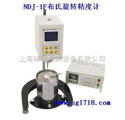 NDJ-1F沥青布氏旋转粘度计