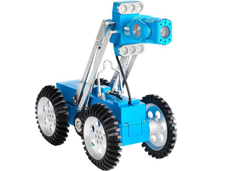 智能管道机器人