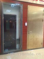 宁波不锈钢玻璃防火门