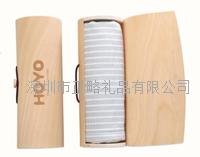 7291-素颜毛巾橡木礼盒单条装