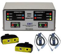 50528/19668接地监测器(ZVM)-监测双线手腕带