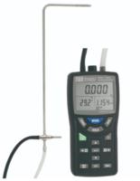 台湾泰仕TES-3142U皮托管风速计&差压计