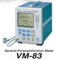 日本理音RION VM-83振动分析仪