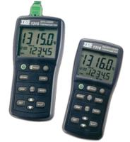 台湾泰仕 TES-1316 K.J.E.T.R.S.N.温度记录表