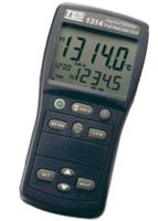 台湾泰仕 TES-1314 K.J.E.T.R.S.N.温度表