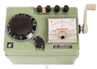 ZC29B-2接地电阻表使用说明书