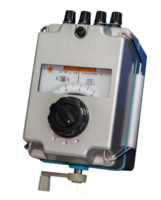 ZC-8型接地电阻表使用说明书