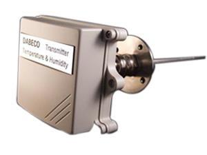 管道式温湿度变送器